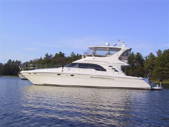 56 Sea Ray 2000