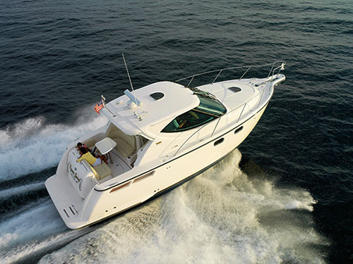 New 48 Tiara Convertible 2012
