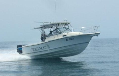 Make: Robalo; Model: 254 Walkaround; Year: 1997; Price: $ 37000 ...