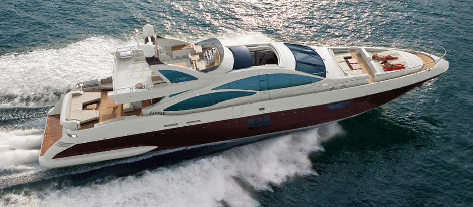 Azimut Grande 103 Sl Evermarine Yacht Sales Panama
