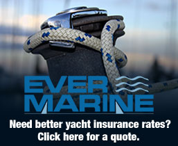 Great yacht insurance rates from Evermarine.